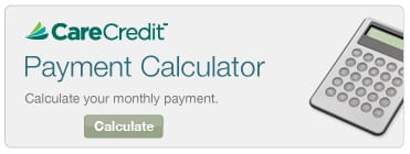 For a limited time: CareCredit 12 Months No-Interest Financing